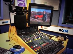 Paul Woodford KCFM