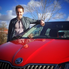 Paul Woodford TV Motoring
